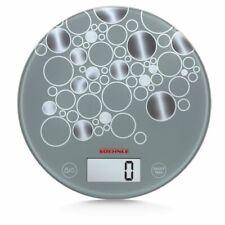 Soehnle 66307 Digitale Küchenwaage, Flip Design Edition, grau,Briefwaage