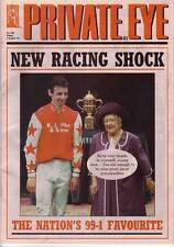 PRIVATE EYE 982 - 6 Aug 1999 - Queen Mother - NEW RACING SHOCK