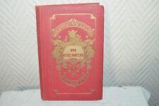 ANCIEN LIVRE BIBLIOTHEQUE ROSE LA PETITE VANITEUSE GENESTOUX VINTAGE 1931 BOOK