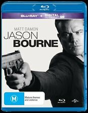 Jason Bourne : NEW Blu-Ray