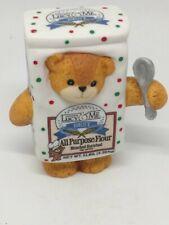 Vintage Lucy & Me Bear-Enesco-1994 Bag of Flour - L99