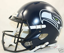 SEATTLE SEAHAWKS - Riddell Full Size SPEED Replica Helmet