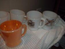 Fireking assorted D handle coffee cups