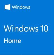 Microsoft Windows 10 Home key 32/64 Bit Vollversion 1PC MS