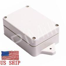 Plastic Project Box Enclosure Case Electronic DIY Waterproof 83x58x33mm Gray US