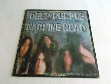 Deep Purple Machine Head LP 1972 WB Gatefold Vinyl Record