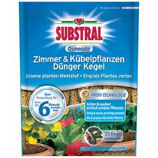 Substral Osmocote Zimmer & Kübelpflanzen Dünger Kegel 25 Stück - Düngekegel