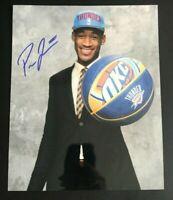 PERRY JONES III NBA Oklahoma City Thunder Auto Autographed Signed 8x10 Photo