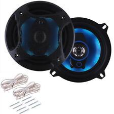 """2x 5"""" 150W 3 Way Auto Koaxialhorn Wide Frequency HIFI Lautsprecher mit Schrauben"""
