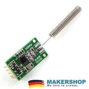 CC1101 433Mhz Wireless CUL Funk Modul USB FHEM Transceiver Arduino Raspberry Pi