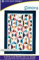 Sonora Quilt pattern - Cozy Quilt Designs