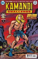 JACK KIRBY - THE KAMANDI CHALLENGE #1 MARCH 2017 - BRUCE TIMM COVER
