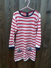 Girls M&S Knitted Dresses Age 4-5