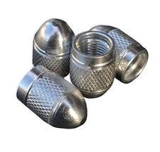Ventilkappen Aluminium für PKW und Fahrrad 4 Stück