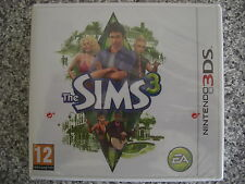 Les Sims 3 pour UK/EU 3 DS (NEW & SEALED)