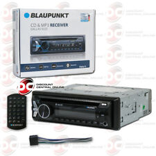 BLAUPUNKT DALLAS5023 CAR AUDIO 1-DIN CD MP3 AM FM BLUETOOTH STEREO