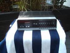 Saba Radio Nachwecker Automatic Model Pro RC12 electronic 70er Jahre