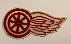 Vintage 1950/60's Detroit Red Wings Patch