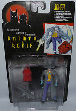 BATMAN THE ANIMATED SERIES : JOKER WITH MACHINE GUN CARDED ACTION FIGURE (TK)
