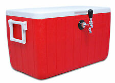 Jockey Box for Draft Beer , One Faucet , 1x70' High Efficiency Coil