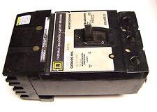 * Square D 125 Amp 3 Pole Type Q2 Circuit Breaker Q232125Hm . Yb-140