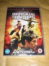 SONS OF THE WIND: BANGKOK NINJAS - NEW & SEALED