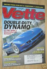 MARCH 2006 VETTE LAGUNA SECA NO. 44 JAMES GARNER/AIR VETTE CORVETTE SHOWDOWN IV