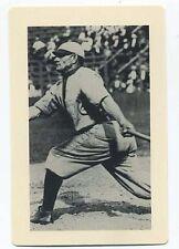 Honus Wagner Pittsburgh Pirates Baseball Oddball 1984 Photo Trivia Game Card