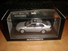 1996 Volvo S40 saloon  silver metallic  Minichamps #430 171501 MIB 1:43
