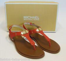Michael Kors sandale avec logo - 39.5/us9/uk6.5 - MK plate string-watermelon