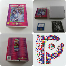 Brides Of Dracula A Gonzo Games Game for the Commodore Amiga tested & working GC