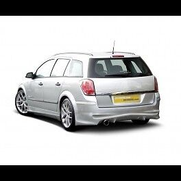 Opel Astra H Station Wagon - Sottoparaurti Posteriore Tuning