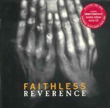 """FAITHLESS """"Reverence / Irreverence"""" 2CD"""