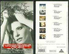 K7 VIDEO / VHS - MYLENE FARMER :BEST OF MUSIC VIDEO II /TAPE