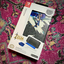 NEW Nintendo Switch Legend of Zelda Hybrid Console Cover/Stand, Screen Protector