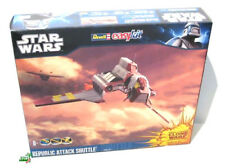 Star Wars REVELL EASY KIT Republic Attack Shuttle 06672, scale 1:120 NUOVO