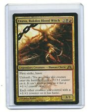 Exava, Rakdos Blood Witch-Magic the Gathering-Free Shipping
