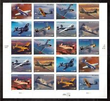 USA 2005 PANE OF 20 SELF-ADHESIVE STAMPS MINT #3916/25, ADVANCES IN AVIATION !!