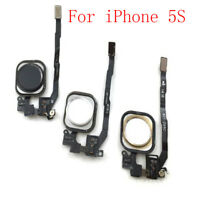 Replacement Home Button With Flex Cable Assembly For Apple iPhone 5S