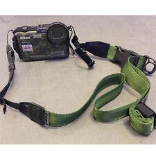 diagnl Ninja Camera Strap Quick Release Adjustable Shoulder Universal Olive DC