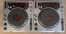 PIONEER CDJ 800 MK1 CDJ-800 MK1 CDJ800MK1 Pair DJ Decks Cdjs Turntables Players