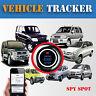 GPS TRACKER LOCALIZZATORE TASCABILE SATELLITARE ANTIFURTO SPIA GSM GPRS SIM AUTO