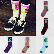 Unisex Mens Womens Odd Future Doughnut Lovers KILL Pop Lovers Socks Cotton Socks