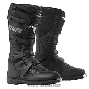 Thor Blitz XP Offroad MX Stiefel schwarz Motocross Enduro Cross Quad boot