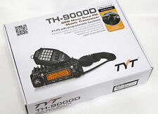 PRO TYT Car Mobile Radio TH-9000D 50W UHF 400-490Mhz 200 Channels Programmable