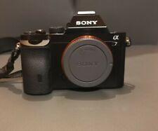 Sony Alpha 7  24.3 MP Digitalkamera