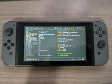 [MODDED/HACKED] Nintendo Switch 32GB Console with Gray Joy‑Con