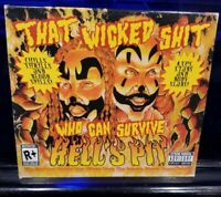 Insane Clown Posse - Hell's Pit CD / DVD Live twiztid Gathering of the Juggalos