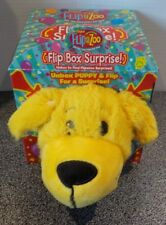Flipazoo Golden Puppy Flip Box Surprise! Unbox To Find A Flipazoo Surprise New