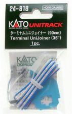 """KATO 24-818 Ho / N Anzeige Terminal Unijoiner 90cm (35 """") 1Pc Verfolgt"""